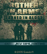 Handyspiel Brothers in Arms: Earned In Blood