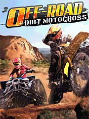 Handyspiel Off-Road Dirt Motocross