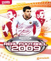 Handyspiel Real Football 2009